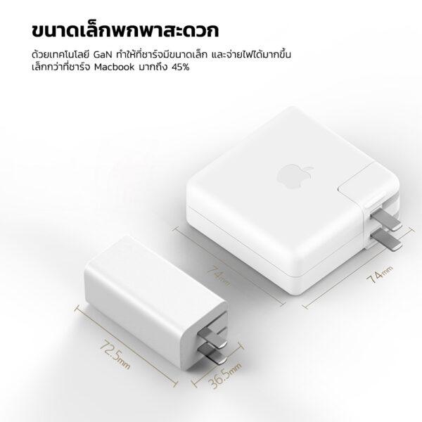 ELECJET X21 GaN 65W PD(PPS)Charger (White)